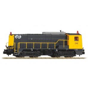 Piko 40442 - N-Diesellok NS 2200 NS IV, 3A-Licht OP=OP!