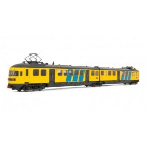 Rivarossi HR2362.S - Mat 46 2-delig geel NS AC Digitaal Sound