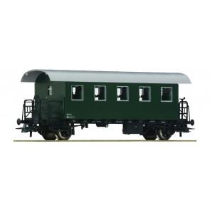 Roco 64589 - Spantenw.2a. grün 5-fenst.