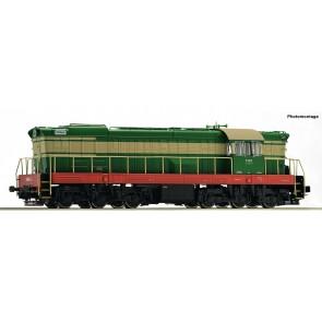 Roco 73774 - Diesellok T669.0 CSD grün
