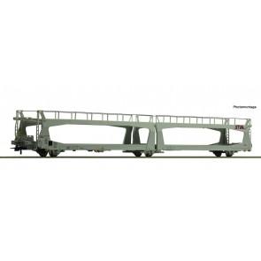 Roco 76838 - Autotransportwag. STVA grau