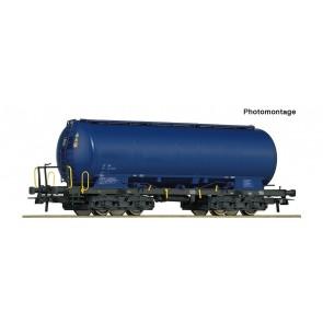 Roco 76887 - Silowagen 4a. Holcim blau