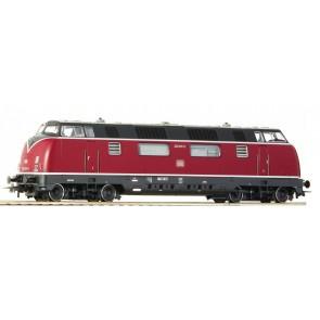 Roco 58680 - Diesellok BR 220 DB rot AC