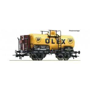 Roco 76301 - Kesselwag. BP DRG