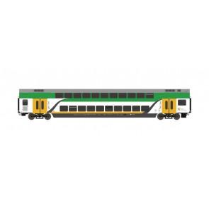 Roco 74161 - Doppelstockwagen Koleje