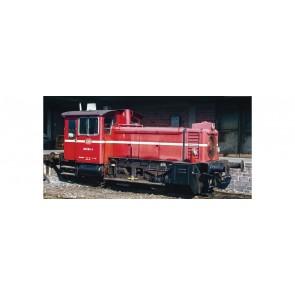 Roco 72016 - Diesellok BR 333 DB altrot DC-