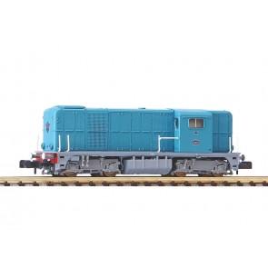 Piko 40420 - N-Dieselloc 2412 blauw NS III