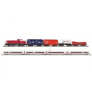 Piko 59118 - PIKO SmartControl Premium Train Set ICE3 & G1206+ Loksound