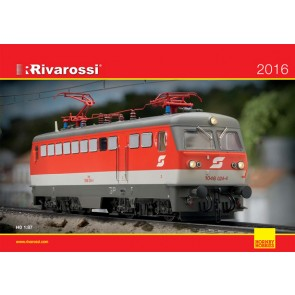 Rivarossi HPR2016 - Catalogus 2016