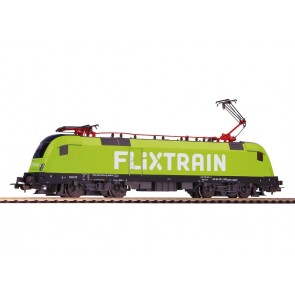 Piko 57824 - ~E-Lok Taurus Flixtrain VI + 8pol. Dec. mfx-fähig