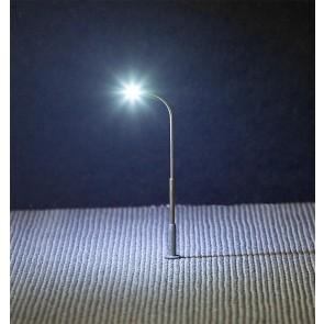 Faller 272220 - LED-Straatverlichting, gebogen straatlantaarn