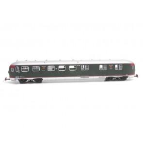 Artitec 21.277.01 - PEC P 8506, olijfgroen, zilver dak, 37-39, IIb (AC)  train 1:87