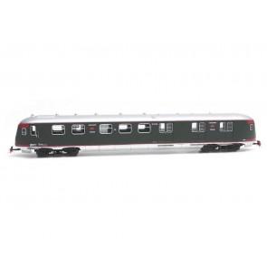 Artitec 21.278.01 - PEC P 8521, olijfgroen, zilver dak, 37-39, IIb (AC)  train 1:87