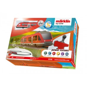 Marklin 29100 - Startpackung Nahverkehrszug LINT OP = OP