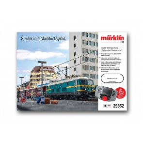 "Marklin 29352 - Startset ""Belg. Nahverkehr"" S"