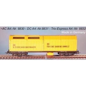 LUX 8831 - Rails stofzuiger H0 DC