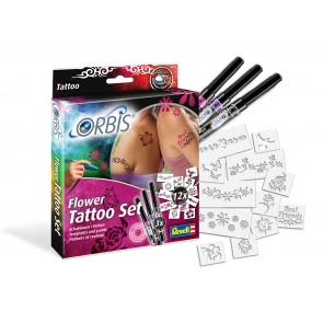 Revell 30307 - Flower Tattoo Set