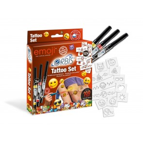 "Revell 30309 - Tattoo Set ""Emoji"""