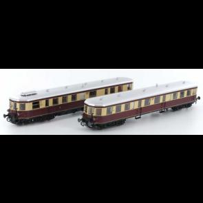 Hobbytrain H303600S - 2-delige Dieseltrein DRG DC Sound OP=OP!