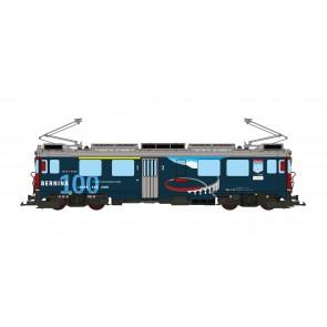 Esu 30394 - E-Lok, Pullman IIm, RhB ABe 4/4 III Nr. 52, Brusio, Bernina, Ep. VI, Vorbildzustand um 2013, LokSound, Panto