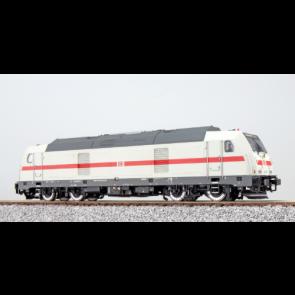 Esu 31098 - Diesellok, H0, BR 245, 245 030, DB, weiß, Ep. VI, Vorbildzustand um 2016, LokSound, Raucherzeuger, DC/AC