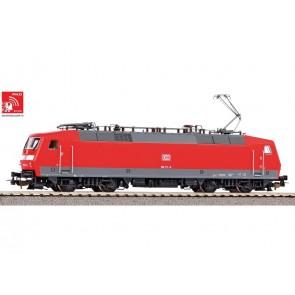 Piko 51326 - E-Lok/Sound BR 120 DB AG verkehrsrot V + PluX22 Dec.