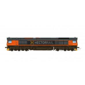 Esu 31284 - Diesellok H0, C66 Hectorrail, T66 713, Ep VI, Vorbildzustand um 2018, Grau/Orange  Sound+Rauch, DC/AC
