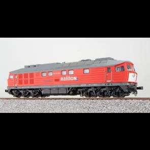 Esu 31350 - Diesellok, H0, BR 132, RN 232 109, Railion NL Ep VI, verkehrsrot, Vorbildzustand um 2006, LokSound, Raucherzeuger,  DC/AC