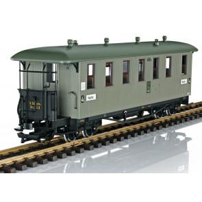 Lgb 31354 - S.St.E. Personenrijtuig 4e klas