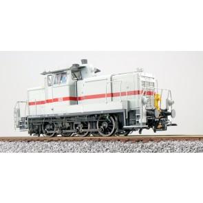 Esu 31427 - Diesellok, H0, BR V60, 363 810, weiß, DB VI, Vorbildzustand um 2018, LokSound, Raucherzeuger, Rangierkupplung, DC/AC