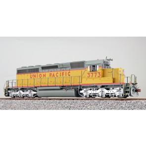 Esu 31451 - Diesellok, H0, SD40-2, Union Pacific 3773, Ep. IV, Standard nose, Vorbildzustand um 1980, Rundumleuchte, Sound, DC/AC