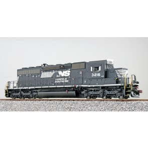 Esu 31453 - Diesellok, H0, SD40-2,  Norfolk Southern 3214, Ep. VI, Standard nose, Vorbildzustand um 2015, Ditch lights, Sound, DC/AC