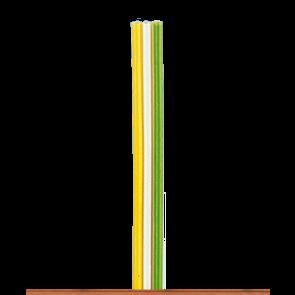 Brawa 3180 - FB-Litze 0,14 mm², 5 m, ge/ws/gn