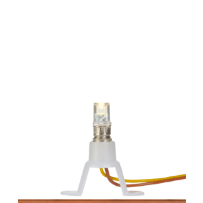 Brawa 3402 - Losse LED met schroefdraad (EXCL. SOKKEL)