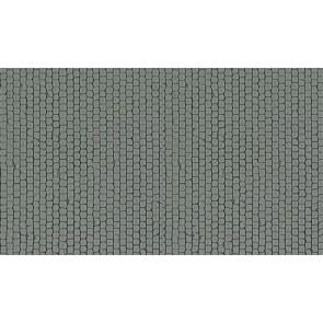 Kibri 34124 - H0 Kopfsteinpflaster. 20x12cm