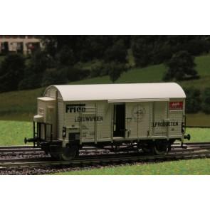 Exact train EX20245 - NS Oppeln mit Bremserhaus FRICO 552417P Rivella Epoche 3