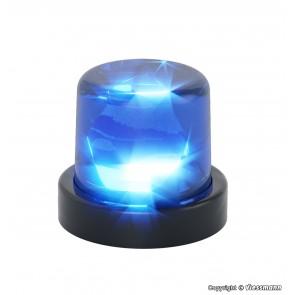 Viessmann 3571 - H0 Rundumleuchte, LED blau