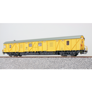 Esu 36030 - Hilfsgerätewagen, H0, DB EHG 388, gelb, Ep IV, Mess-Elektronik, DC/AC OP=OP!