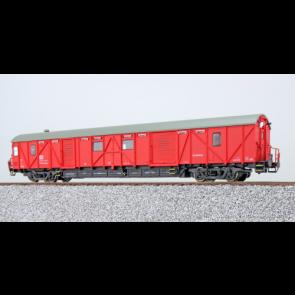 Esu 36031 - Hilfsgerätewagen, H0, DB EHG 388, verkehrsrot, Ep V/VI, Mess-Elektronik, DC/AC