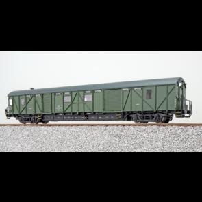 Esu 36032 - Hilfsgerätewagen, H0, DB EHG 388, grün, Ep IIIb, Mess-Elektronik, DC/AC