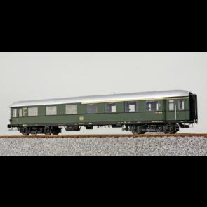 Esu 36149 - Eilzugwagen G36, DB, Ep III, AD4yse-36/49/54, Halbgepäckwagen/1. Klasse, 25291 Ffm, Flaschengrün, Weißaluminium, DC