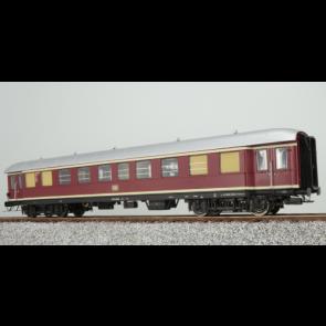 Esu 36152 - Eilzugwagen G36, DB, Ep III, WG ye, Gesellschaftswagen, 10814-Mz, rot, DC