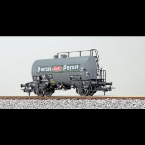 Esu 36202 - Kesselwagen, H0, Deutz, DB, Persil, 553 801, grau, Ep III, DC