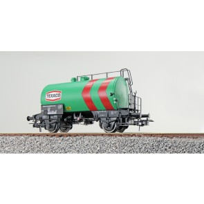 Esu 36223 - Kesselwagen, H0, Deutz, DB, Texaco, 21 80 708 4 384-0, grün, Ep IV, DC