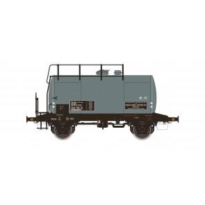 Esu 36228 - Kesselwagen, H0, Deutz, Brit- US-Zone, grau, DB Ep III, DC