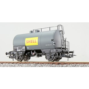 Esu 36235 - Kesselwagen, H0, Deutz, Shell 720 5 015-2, grau, DB Ep IV, DC