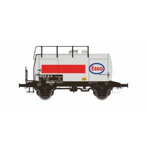 Esu 36236 - Kesselwagen, H0, Deutz, ESSO, weiß, DB Ep IV, DC