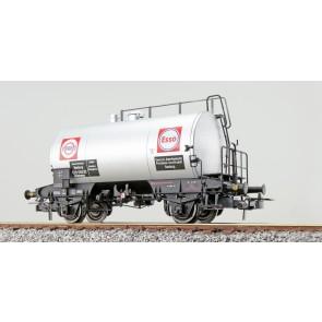 Esu 36237 - Kesselwagen, H0, Deutz, ESSO, silber, DRG Ep II, DC