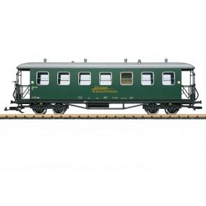 Lgb 36357 - DR personenrijtuig SOEG