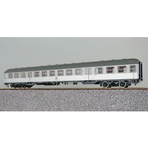 Esu 36465 - n-Wagen, H0, Bnb719, 22-12 367-5, 2. Kl., DB Ep. IV, silber, Pfauenauge, Rahmen schwarz, Dach umbragrau, DC